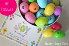 The Joy Journey – Christ-Centered Easter Activities (FREE Printable)