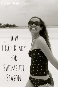 How I Got Ready For Swimsuit Season (SUPER SECRET TIP)