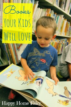 Books Your Kids Will Love #FamiliesRead