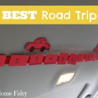 The BEST Road Trip Tip at happyhomefairy.com