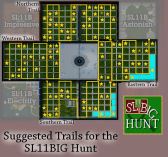 SL11BIG Hunt Trails Map v2.2