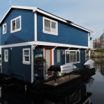 Houseboat in the Floating Village