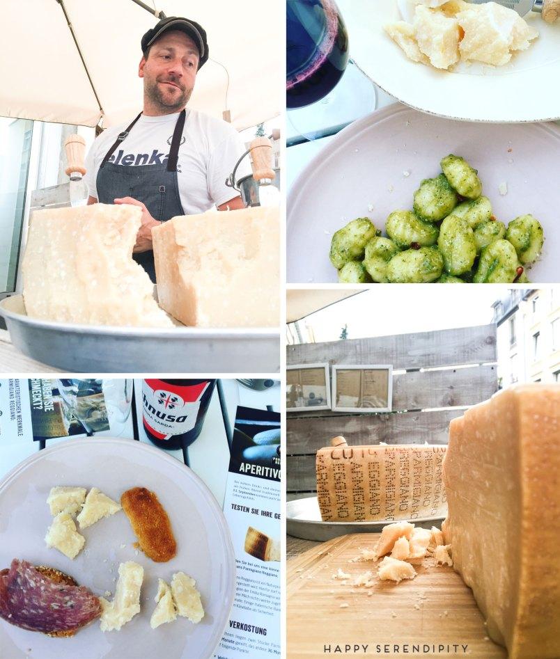 hallo frankfurt bei eccolo sandros kochladen, präsentiert von happy serendipity