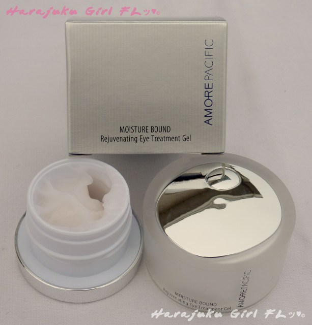 AMOREPACIFIC Moisture Bound Eye Treatment Gel Inside