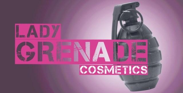 lady grenade logo