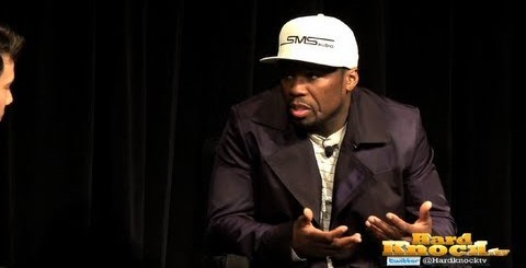 50 Cent talks Eminem, Rick Ross, Street King Immortal, Say Hip Hop is Pop Now interview by Nick Huff Barili