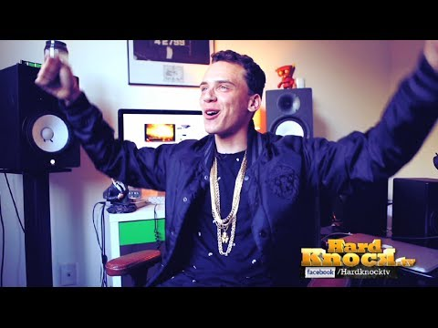 Logic x Hard Knock TV Freestyle Nick Huff Barili