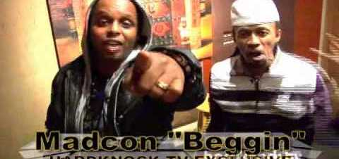 Madcon Beggin in studio performance (this is hilarious!!)