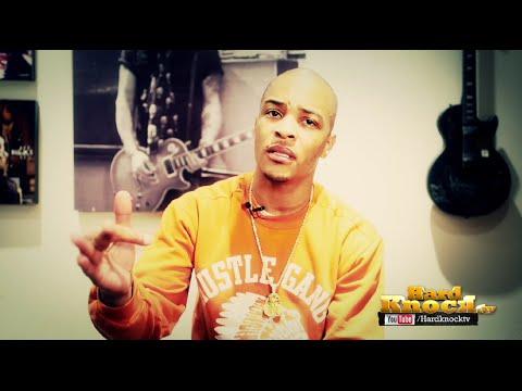TI talks New Album Paperwork, New National Anthem, Trayvon Martin, Pharrell interview by Nick Huff Barili hard knock tv