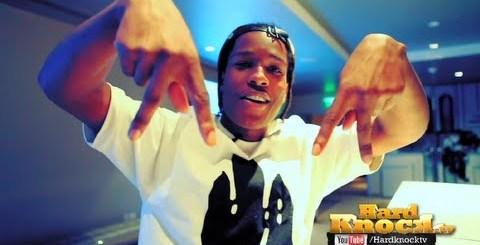 ASAP Rocky talks Drake, Growth, Rakim, Cam'Ron, Dipset