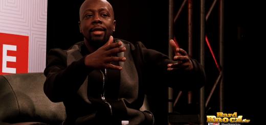 Wyclef Jean Nick Huff Barili SXSW Interview Keynote