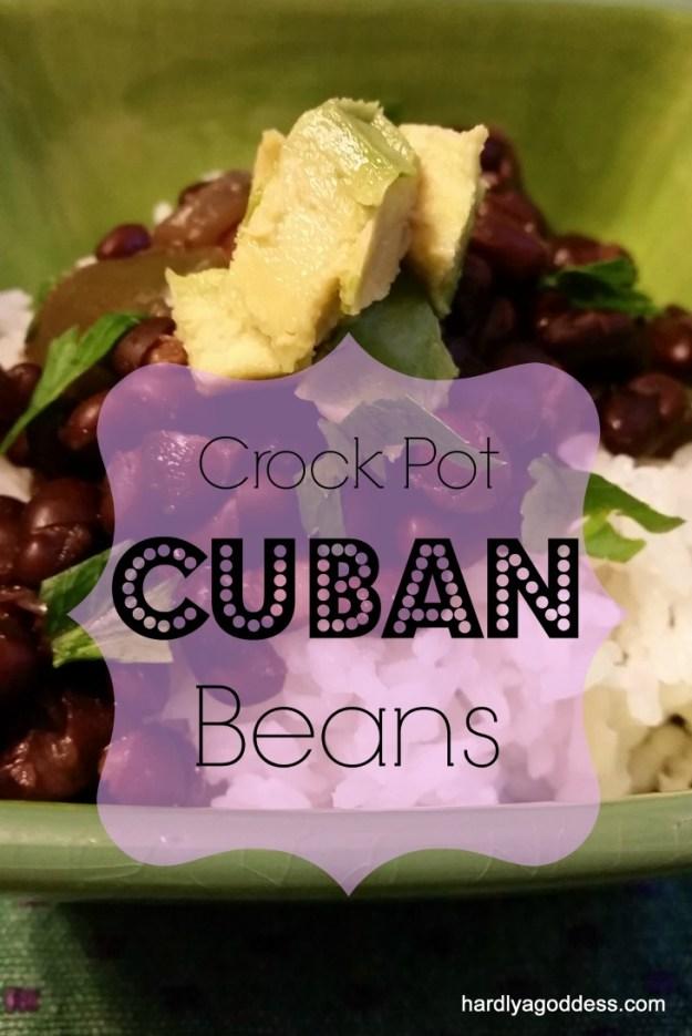 cuban beans