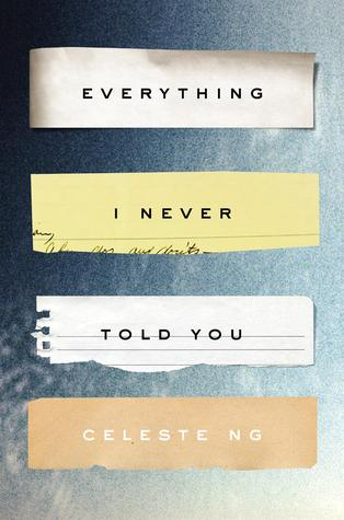 Everything I never Told You, Celeste Ng