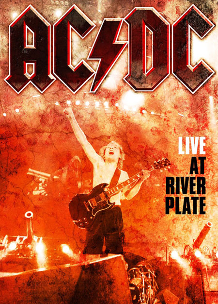 Poster do filme AC/DC: Live At River Plate