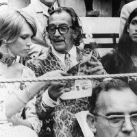Salvador Dalí y los toros.