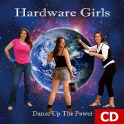 THE COVER web CD Hardware Girls Music
