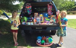 11 Year-Old Makes the Summer Brighter for Harford Kids in Need