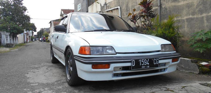 Grand Civic LX (sumber: otorev)