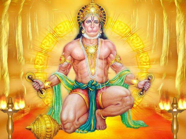 Jay Bajrangbali HD Wallpapers for free download
