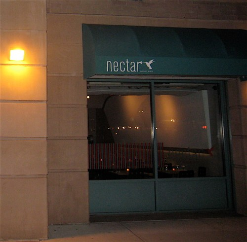 nextar tan front NECTAR Wine Bar