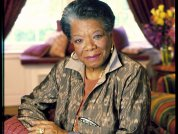 Dr. Maya Angelou says Harlem is going through a rebirth