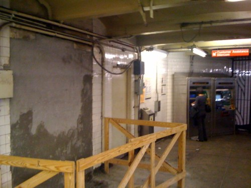 photo Harlem subways and the digital (r)evolution (TM)