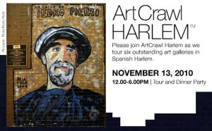 Art Crawl through Spanish Harlem