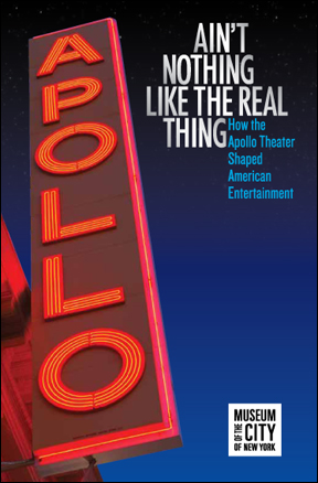 Apollo Theater Exhibit starts February 8th at MCNY