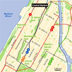 'Central Harlem has experienced a revival'
