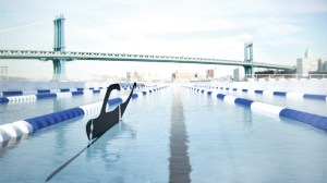 + Pool : An Innovative Floating Pool In The Harlem River This Summer?