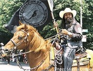 black cowboy photo Black Cowboys Ride into Harlem this Friday