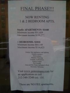 photo1 New Affordable Rentals Coming to Harlems Gold Coast