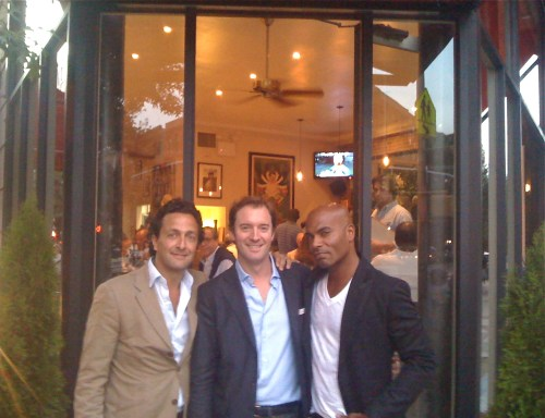Grand Opening of CEDRIC French Bistro   Bar in Harlem