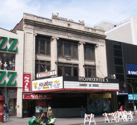 Redevelopment of the historic Victoria Theatre property on again