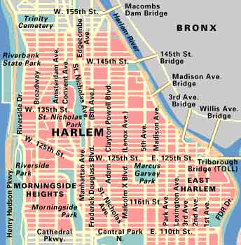 The 75 things New Yorkers talked about in 2011 include Harlem!