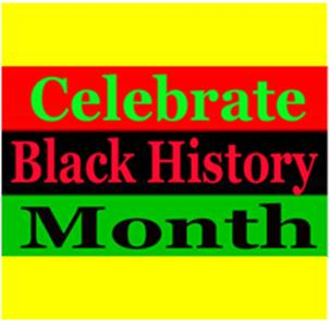 Happy Black History Month - Music To Celebrate