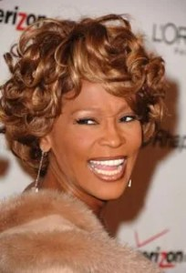 R.I.P. to legend Whitney Houston