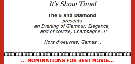screen shot 2012 02 26 at 11 12 43 am The 5 and Diamond Oscar Party tonight!!!