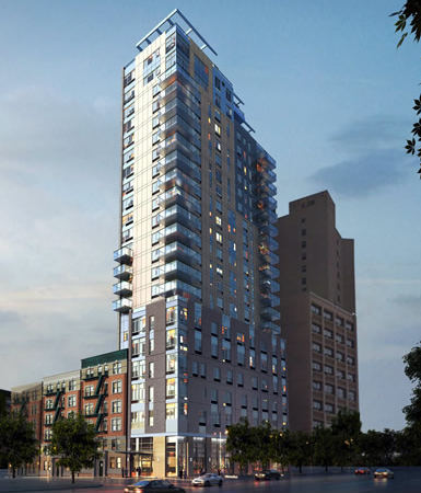 240mren New Construction on 110th and Manhattan   UPDATE