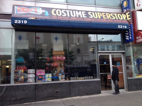 ricky superstore Get Ready for Halloween, Harlem Style