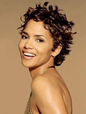  Well deserved time out: Halle Berry on The Wendy Williams Show