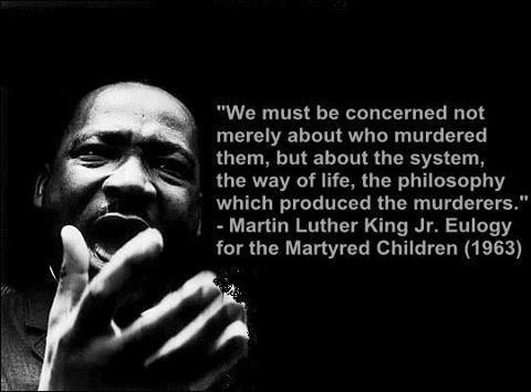 MLK Jrs Eulogy for the Martyred Children
