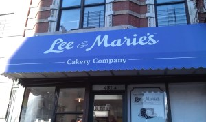 A Cakery Comes to Harlem