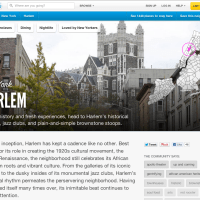 AIRBNB Adds Harlem Community Profile