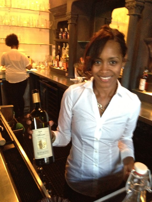 Harlem Welcomes Vinateria On Their Opening Night