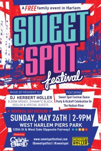 UPDATE: Harlem Sweet Spot Festival Dance Party May 26, 2 9PM