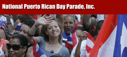 The 2013 National Puerto Rican Day Parade June 9th!