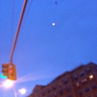 UFO'S over Harlem???