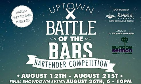 Uptown Battle of the Bars 8/12 21