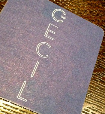 The Cecil Restaurant in Harlem (Review)